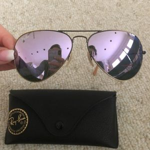 """RB3025 """"pink"""" really lavender flash lens"""